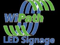 WiPath LED Logo