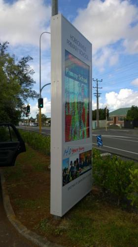 Electronic Digital LED Sign Hobsonville