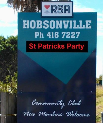 Electronic Digital LED Sign Hobsonville RSA