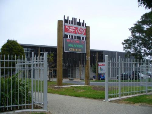 Kia Aroha College Auckland