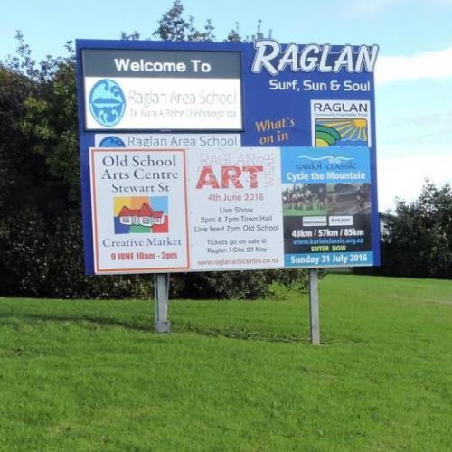 Raglan Area School Community