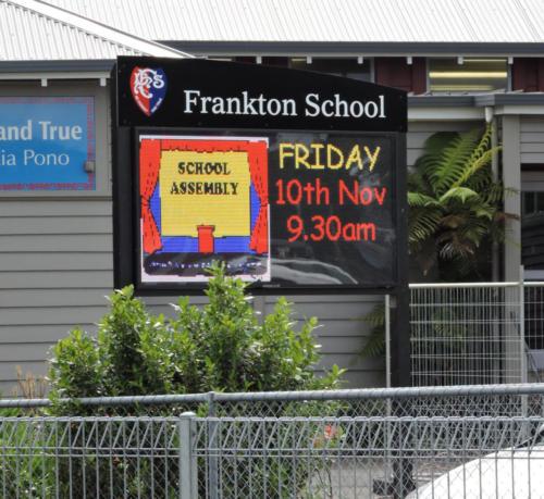 Frankton School