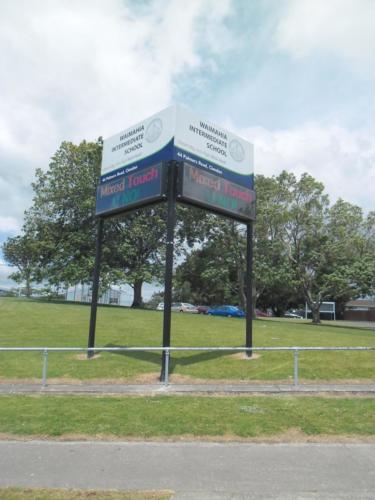 Electronic Digital LED Sign Weymouth Int