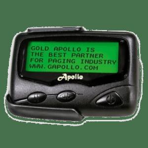 Apollo 924 Pager