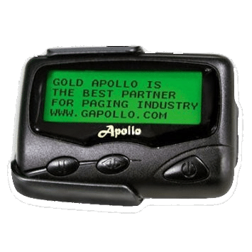 Apollo 924 Pager