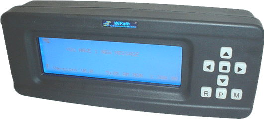 PDT3000 Paging Data Terminal