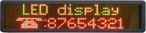 Moving message text displays | LED Signs