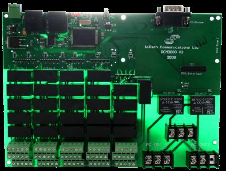Relay Control Module RCM3000