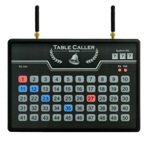 Waiter Call RE300 Receiver-Transmiter