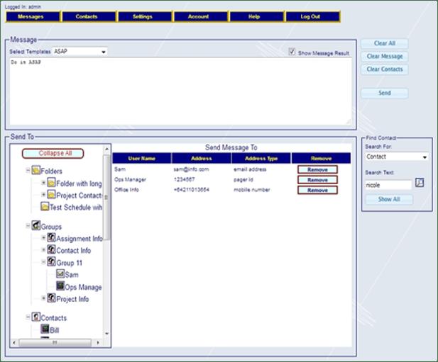 i-Page Client Web