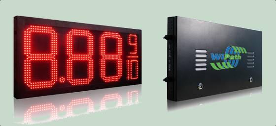 Petrol Price LED Signs