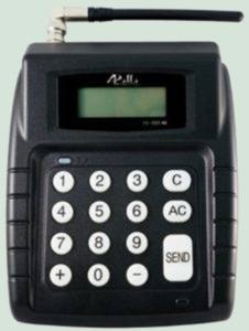 TE-505N Desktop Transmiter