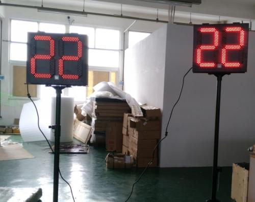 Electronic Basketball Shot Clocks