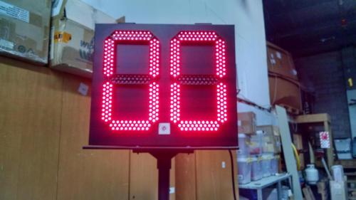 Electronic Scoreboard Shot Clock